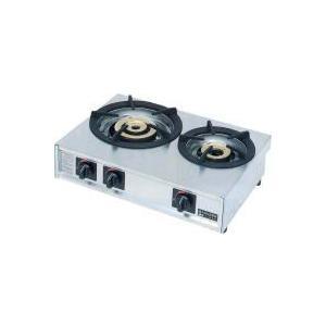振込限定価格 M-212C マルゼン ガステーブルコンロ 親子|chuuboucenter