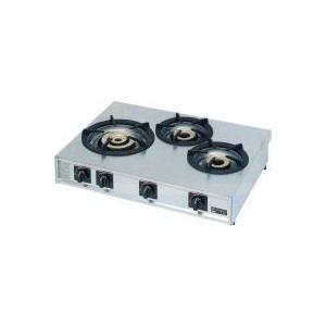 振込限定価格 M-213C マルゼン ガステーブルコンロ 親子|chuuboucenter