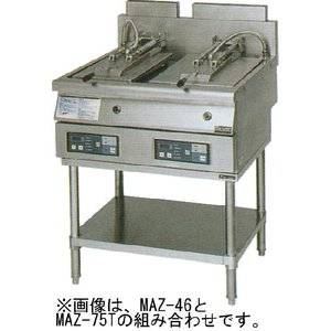 MAZ-75T マルゼン ガス自動餃子焼器専用架台|chuuboucenter