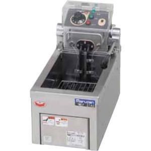 MEF-3TAE (旧MEF-3TAD) マルゼン 電気フライヤー 卓上タイプ 卓上フライヤー 1槽式 3L|chuuboucenter