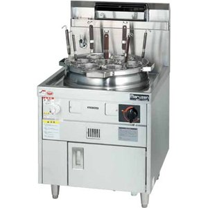 MR-15M マルゼン ラーメン釜 ゆで麺機 後方排気式|chuuboucenter
