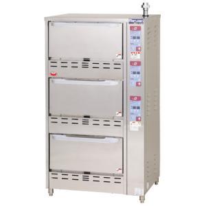 MRC-X3D マルゼン ガス立体自動炊飯器