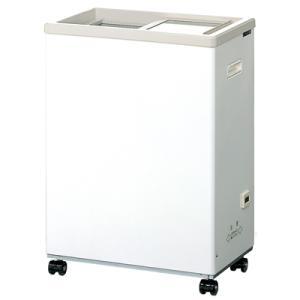 PF-G035MXE サンデン コンパクトフリーザー 冷凍ストッカー ガラス蓋仕様