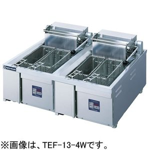 TEF-10-3W-D ニチワ 卓上電気フライヤー|chuuboucenter