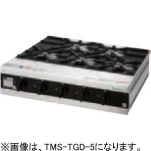 TMS-TGD-5 タニコー 卓上ガスドンブリレンジ ガステーブルコンロ 業務用|chuuboucenter
