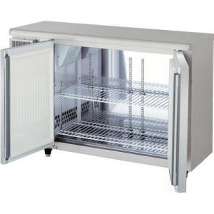 TMU-40RM2-F フクシマ (福島工業) 業務用冷蔵庫 ヨコ型 コールドテーブル冷蔵庫 センターフリータイプ|chuuboucenter
