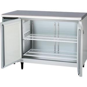 YRC-120RM2-F フクシマ (福島工業) 業務用冷蔵庫 ヨコ型 コールドテーブル冷蔵庫 センターフリータイプ|chuuboucenter