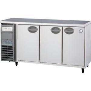 YRC-150RE2-E フクシマ (福島工業) 業務用冷蔵庫 ヨコ型 コールドテーブル冷蔵庫 扉均等割タイプ|chuuboucenter