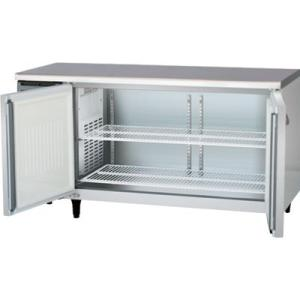 YRW-150RM2-F フクシマ (福島工業) 業務用冷蔵庫 ヨコ型 コールドテーブル冷蔵庫 センターフリータイプ|chuuboucenter