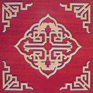 木製パーツ K|chuukanotobira