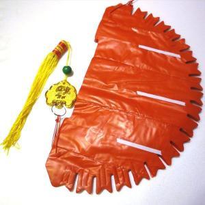 赤い中華玉 25cm|chuukanotobira|02