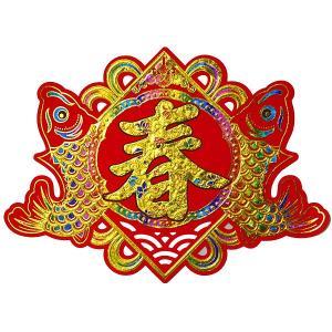 色彩中国結 春 25×35cm|chuukanotobira