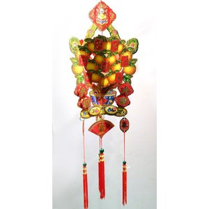 蜜柑大吉吊り飾り 大|chuukanotobira