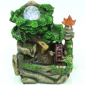スターライト噴水-山水小(ミニ噴水 小型 卓上)|chuukanotobira
