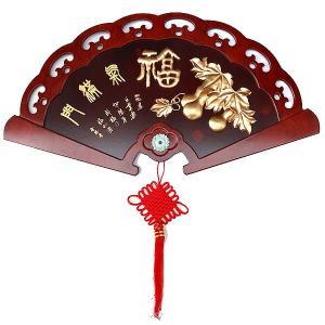 扇 福のレリーフ 110×58cm|chuukanotobira