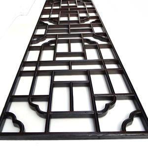中国式木製格子 121×37cm|chuukanotobira