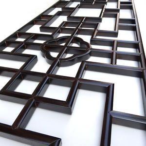 中国式木製格子 160×45cm|chuukanotobira