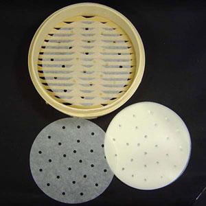 セイロ用紙 21cm用 500枚|chuukanotobira