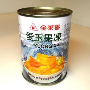 レモン愛玉ゼリー 1缶540g(愛玉涼粉/愛玉子)|chuukanotobira