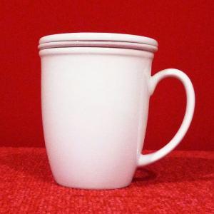 茶漉し付マグカップ 無地|chuukanotobira