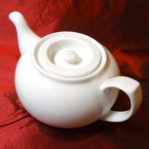 中国茶用 急須 白|chuukanotobira