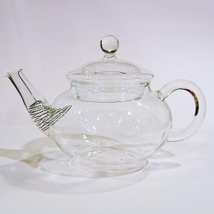 ガラス急須(1〜2杯用)200ml|chuukanotobira