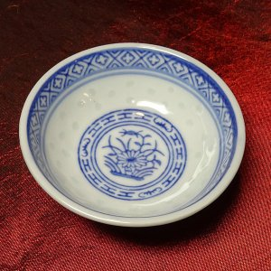 景徳鎮ホタル タレ小皿 6.5cm 12枚|chuukanotobira