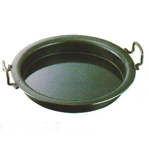 鉄餃子鍋 42cm|chuukanotobira