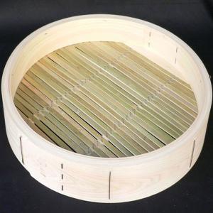 桧中華セイロ 39cm 身 輪高10.5cm|chuukanotobira