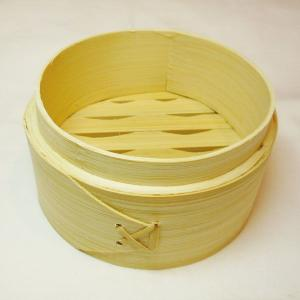 竹中華セイロ 10cm 身(万糧 中華せいろ 蒸篭 業務用)|chuukanotobira