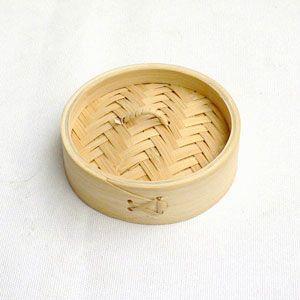 竹中華セイロ 10cm 蓋(万糧 中華せいろ 蒸篭 業務用)|chuukanotobira