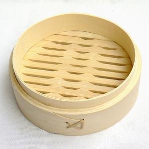 竹中華セイロ 15cm 身(万糧 中華せいろ 蒸篭 業務用)|chuukanotobira
