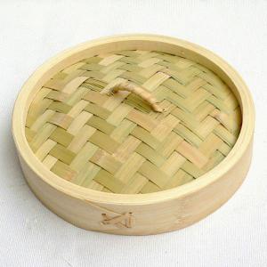 竹中華セイロ 15cm 蓋(万糧 中華せいろ 蒸篭 業務用)|chuukanotobira