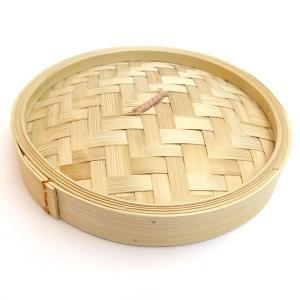 広東式竹中華セイロ 万糧 20cm 蓋|chuukanotobira