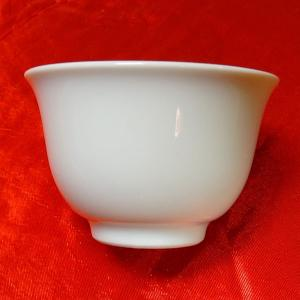 白茶杯 6cm|chuukanotobira