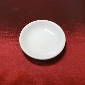 白中華 3寸皿(9.1cm 小皿)|chuukanotobira