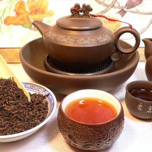 プーアル茶 300g(中国雲南省)|chuukanotobira