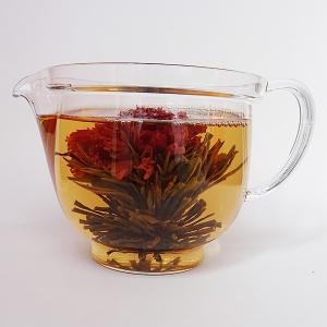 工芸茶 茉莉仙桃(花の咲くお茶)|chuukanotobira