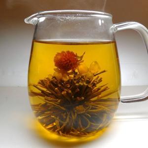 工芸茶 金元宝 1個 chuukanotobira