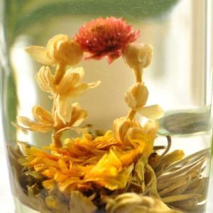 工芸茶  仙女献花 1個|chuukanotobira
