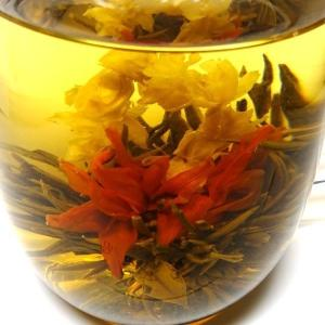 工芸茶 百合花藍 20個 chuukanotobira