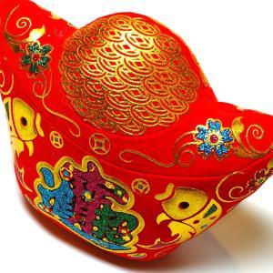 ふかふか元宝の置き飾り|chuukanotobira