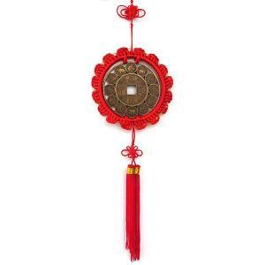 銅銭吊飾り|chuukanotobira