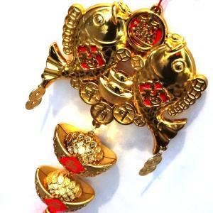 吉祥飾り 双魚|chuukanotobira
