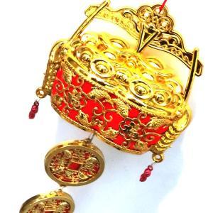 吉祥飾り 元宝桶|chuukanotobira