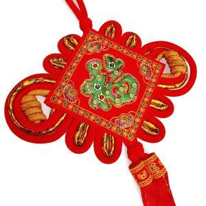方福翡翠の吉祥飾り 20cm|chuukanotobira