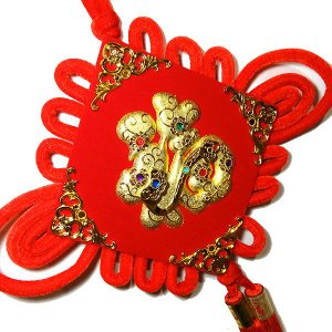 福の吉祥飾り 20cm chuukanotobira