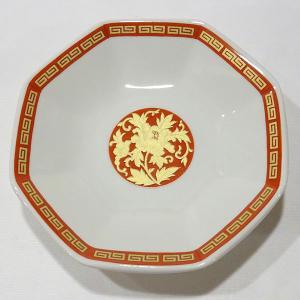 八宝 八角皿 19cm (チャーハン 炒飯皿)|chuukanotobira