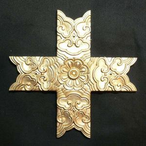 天井板枠用十字押え|chuukanotobira