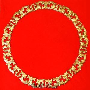 円盤の枠 38cm|chuukanotobira
